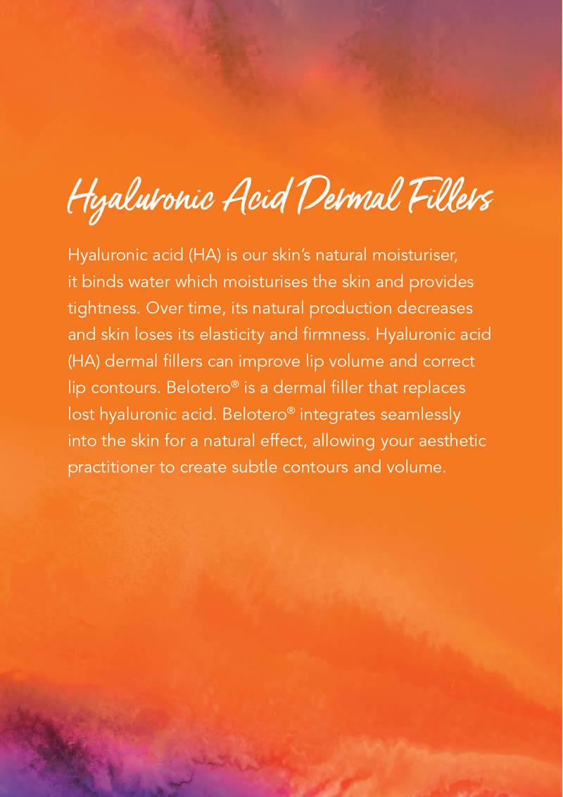 Hyaluronic Acid Lip Fillers Taunton