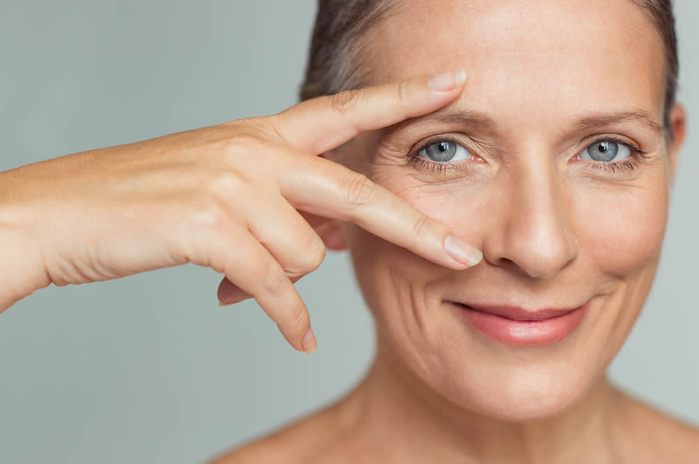 Eye Rejuvenation, drows feet, wrinkles and lines treatment Taunton
