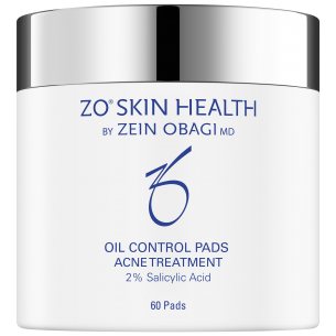 ZO  OIL CONTROL PADS ACNE TREATMENT x60
