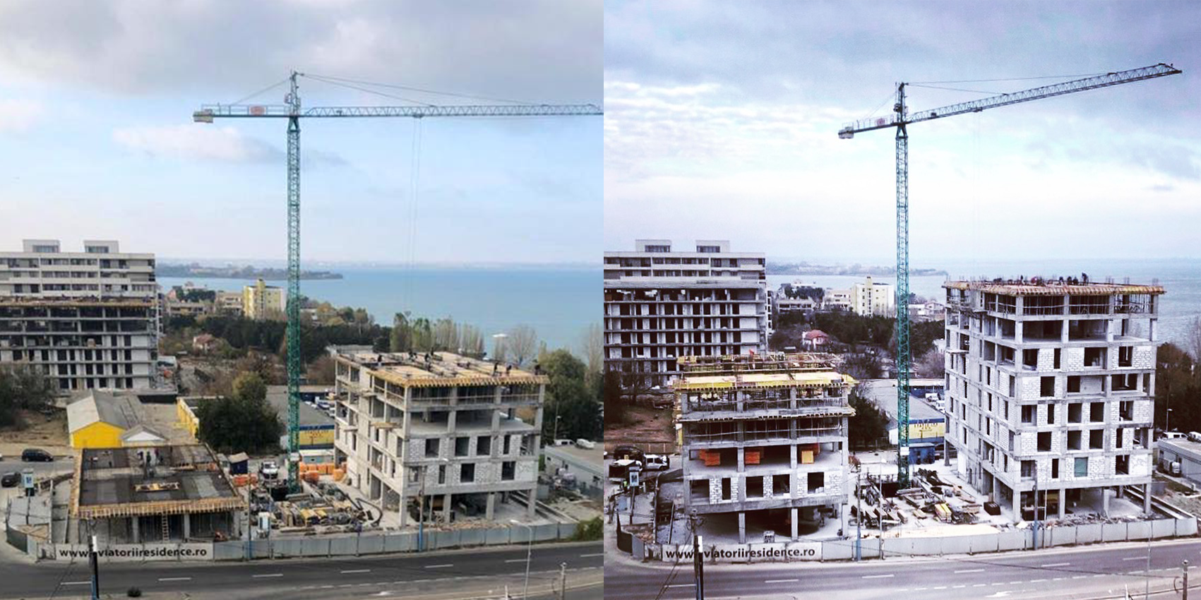 AVIATORII RESIDENCE construction in progress - Construction site evolution between November 2018 and March 2019.More details coming soon!