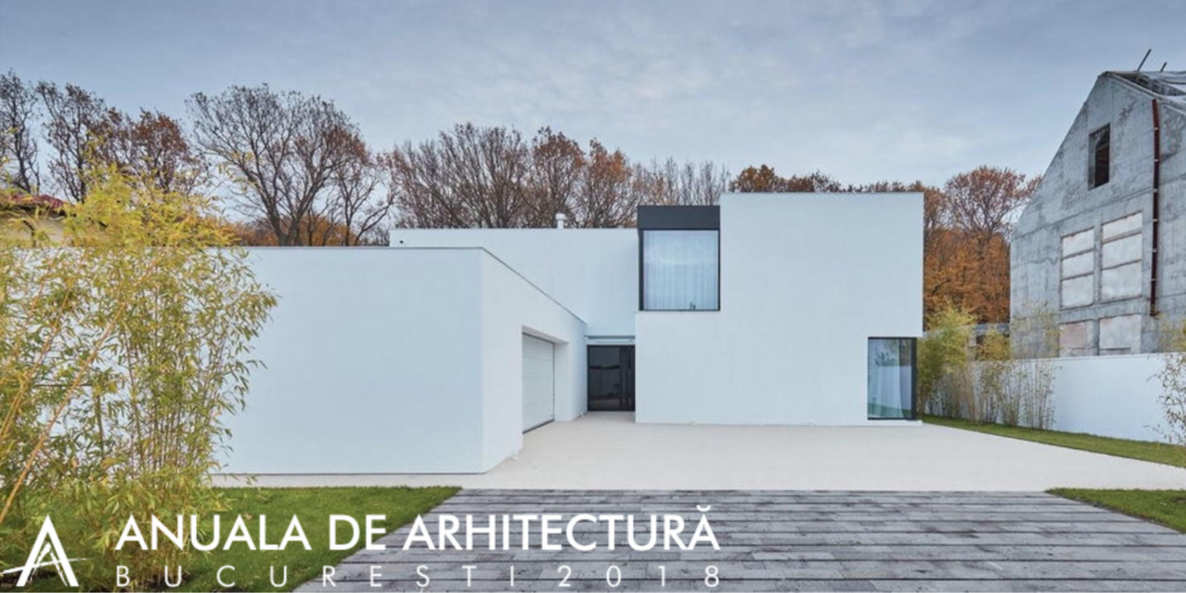 STUDIO HOUSE presented and nominated at The Bucharest Architecture Annual / Anuala de Arhitectură București 2018 in the Residential Architecture category - Studio House project was presented in AAB 2018 exhibition and it received a nomination for the best project in the Residencial Architecture category.More details here:https://www.anuala.ro/2018/And here:http://www.anuala.ro/proiecte/2018/204/