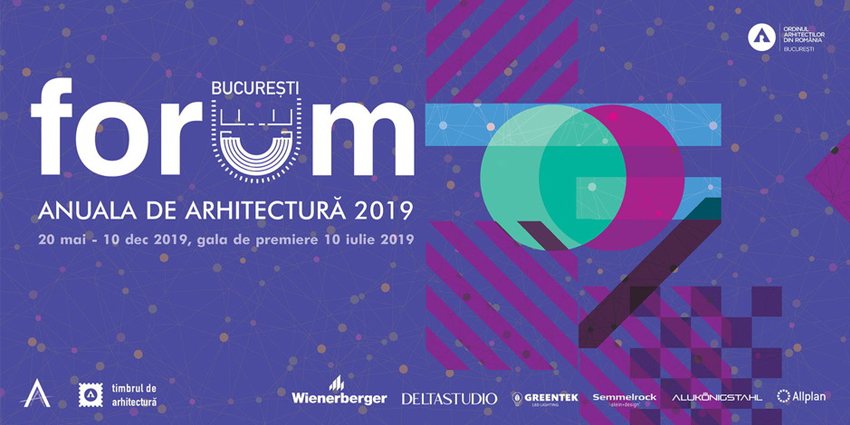 DAAA projects selected for The Bucharest Architecture Annual / Anuala de Arhitectură București 2019 - DAAA projects will be presented in AAB 2019 exhibition in the Public Architecture category, starting from July 10.More details coming soon!