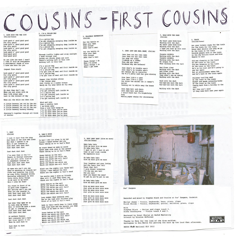Cousins - Inside 2