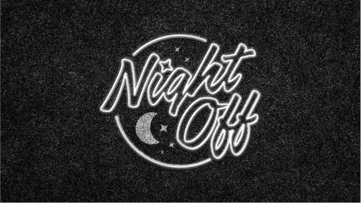 night off banner