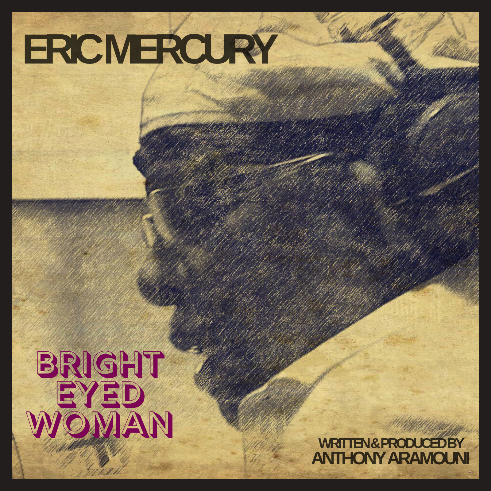 Bright Eyed Woman - Cover Art