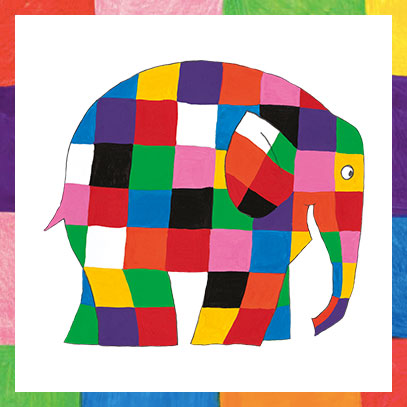 Elmer  by David McKee is one of the No Outsiders books.