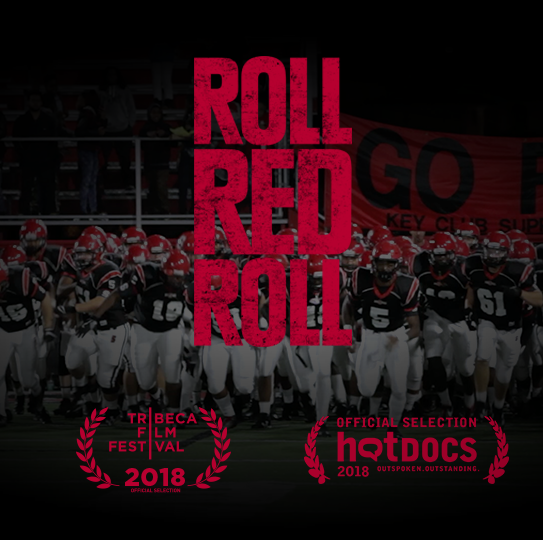 Roll Red Roll promo poster.png