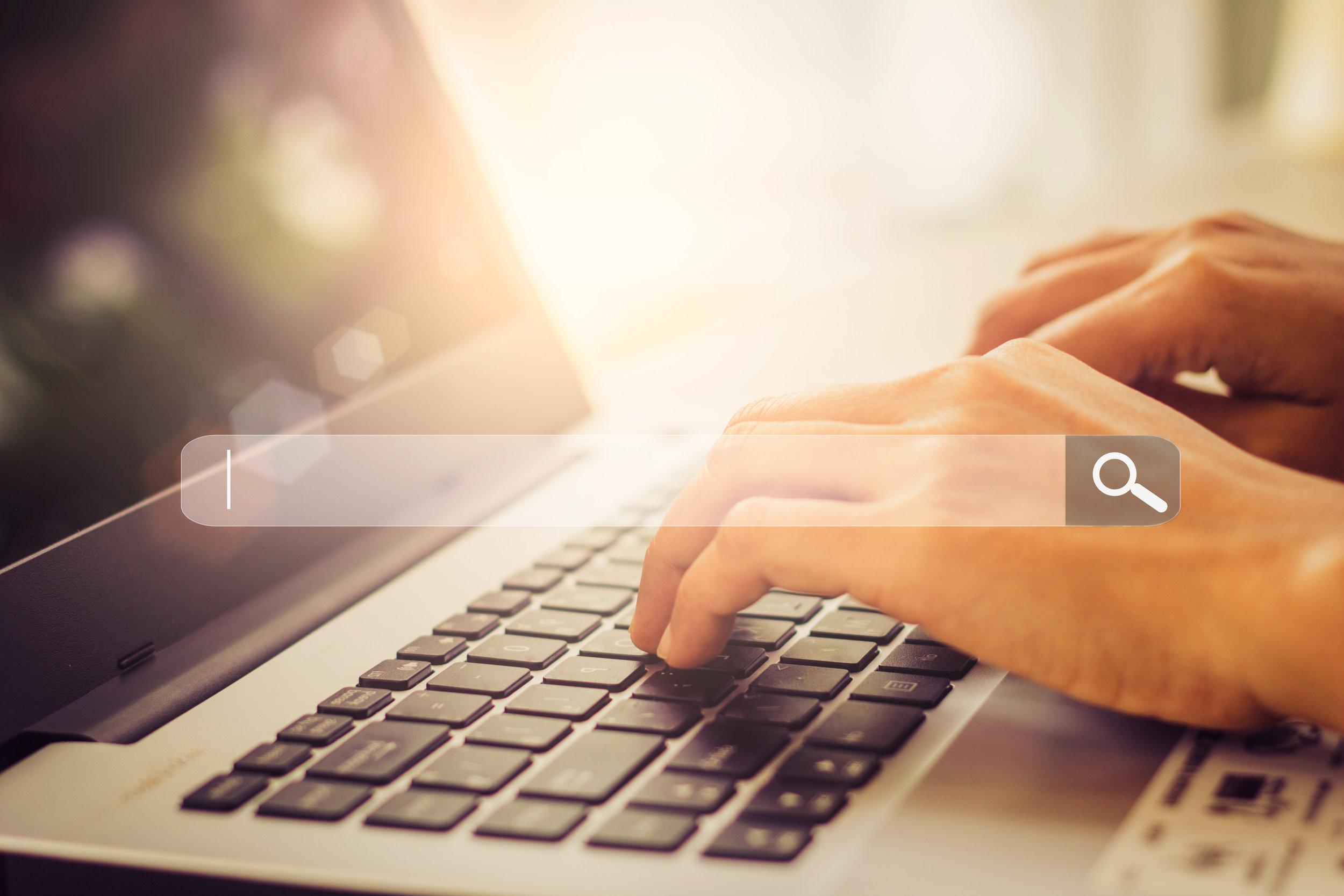 Search Engine Optimisation -