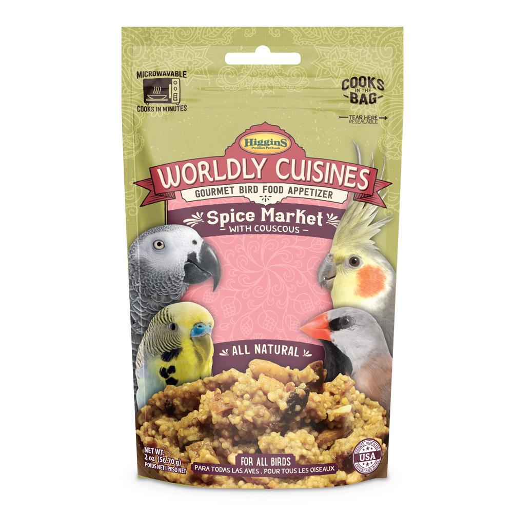 Worldly Cuisines Spice Market