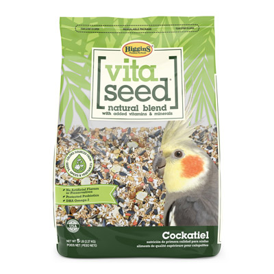 Companion Bird Diets — Higgins Premium Pet Foods