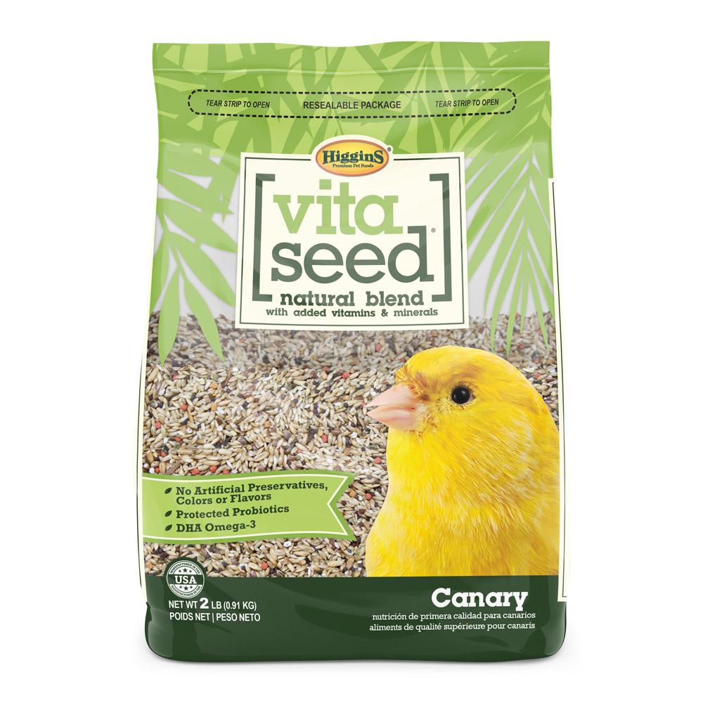 Vita Seed Canary Higgins Premium Pet Foods