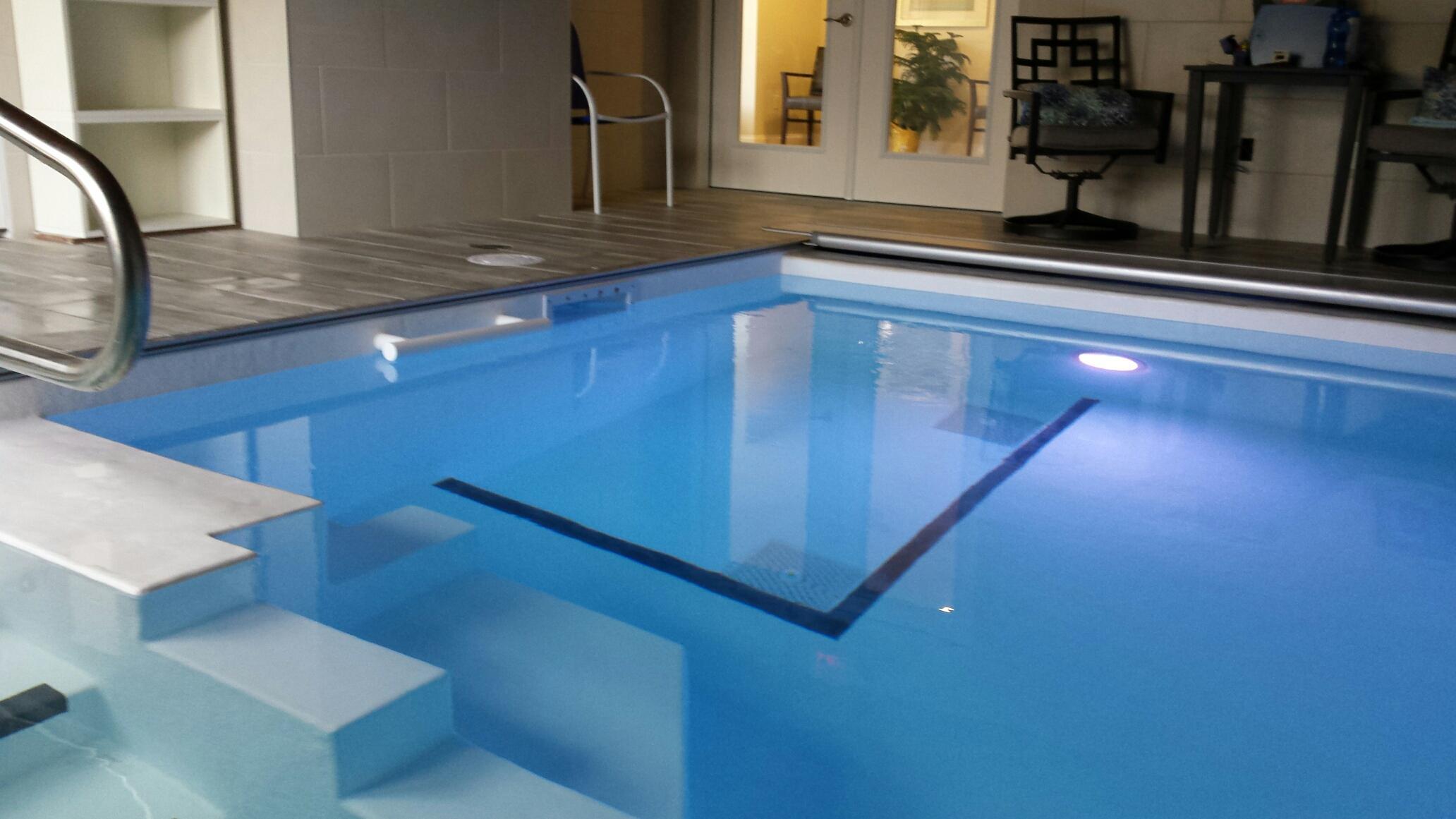 Hyde Park Pool
