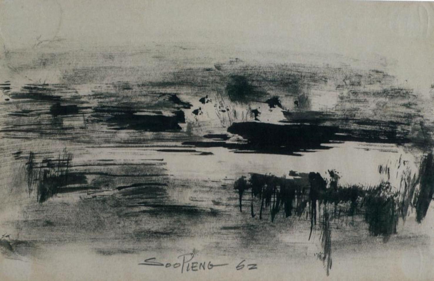 Cheong Soo Pieng (Singaporean, 1917 – 1983)