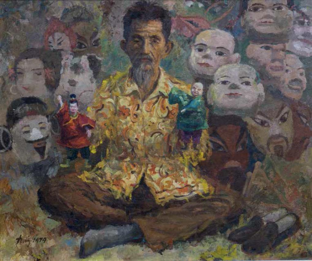 Tong Chin Sye (Singaporean, 1939)