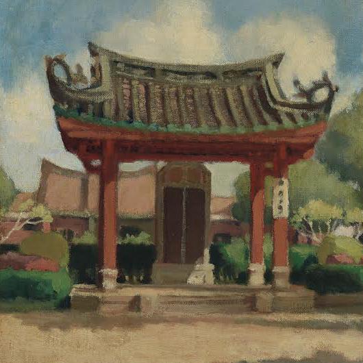 DEPARTURES : INTERSECTING VIETNAMESE MODERN ART WITH R. STREITMATTER-TRAN  DE SARTHE GALLERY, HONG KONG 26 MAY - 8 JULY 2017
