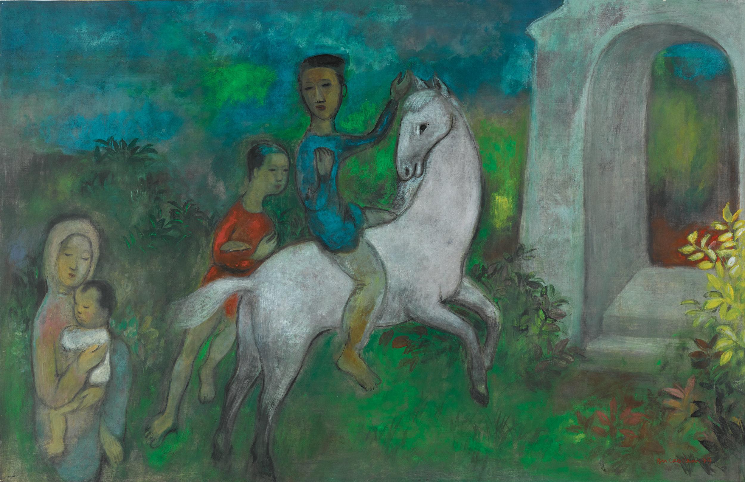 VU CAO DAM (1908 - 2000)