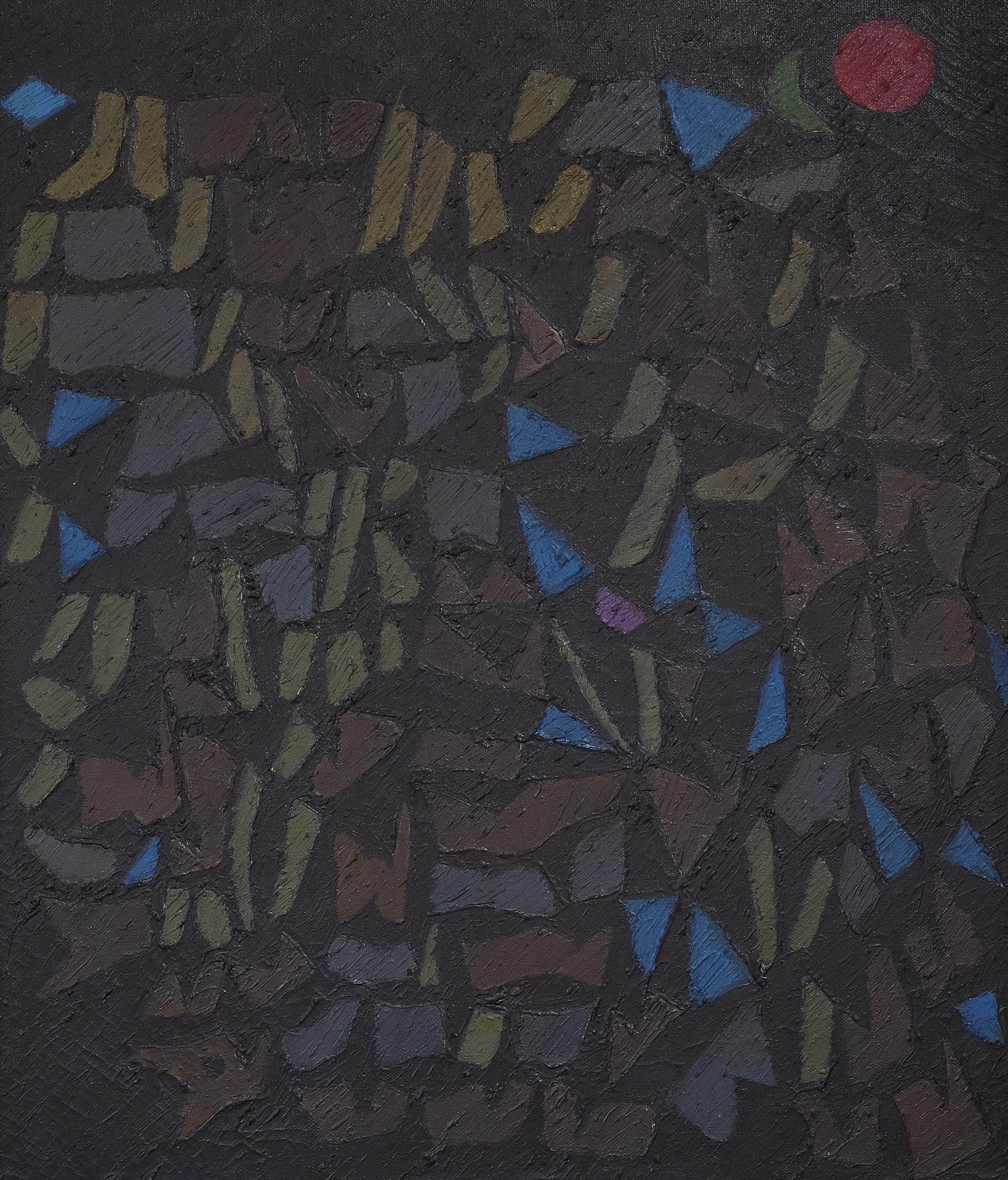 Fadjar Sidik, Dinimika, ooc, 55 x 70 cm.jpeg