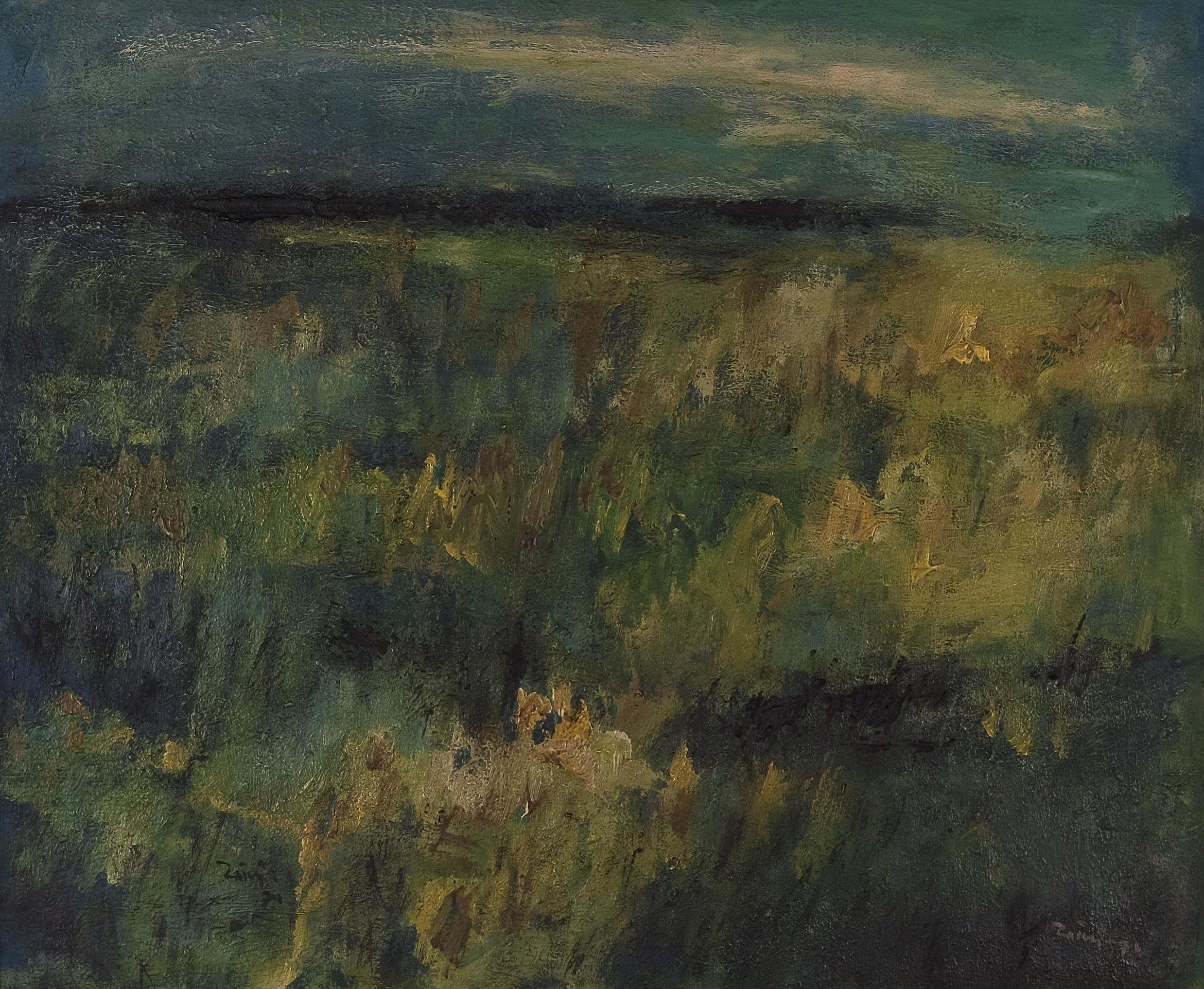 Zaini, Padang Rumput (Open Field), ooc, 50.5 x 60.jpg
