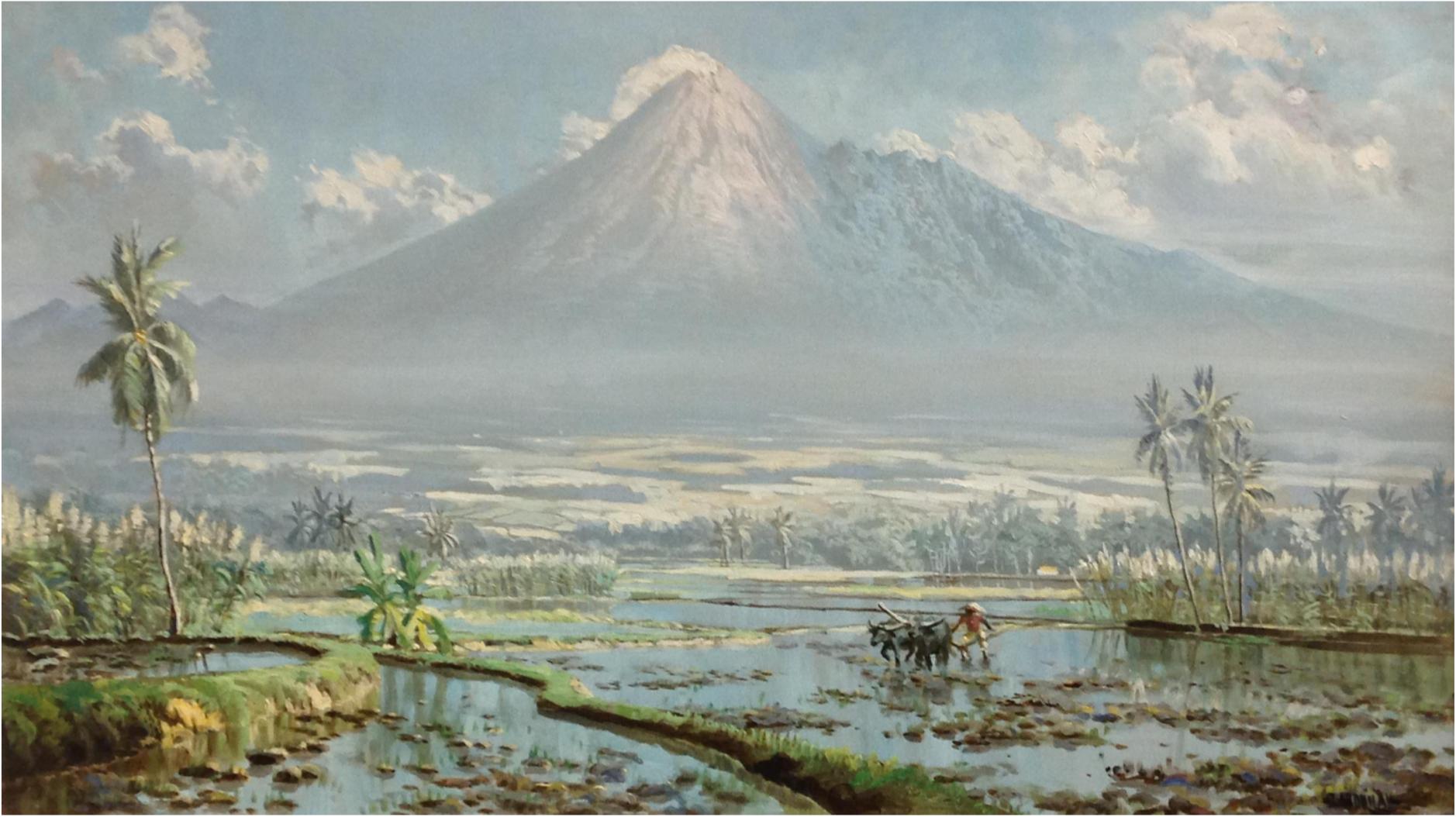BASOEKI ABDULLAH  (Indonesian, 1915-1993)