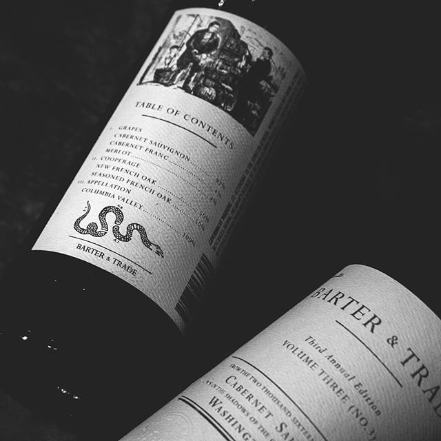 GUSTATION: Olallieberry pie, toasted pecan, English stew.⠀ .⠀ .⠀ .⠀ .⠀ .⠀ #wine #washingtonwine #barterandtrade #wawine #winelover #winestagram #winetime #wineoclock #winery #winenot