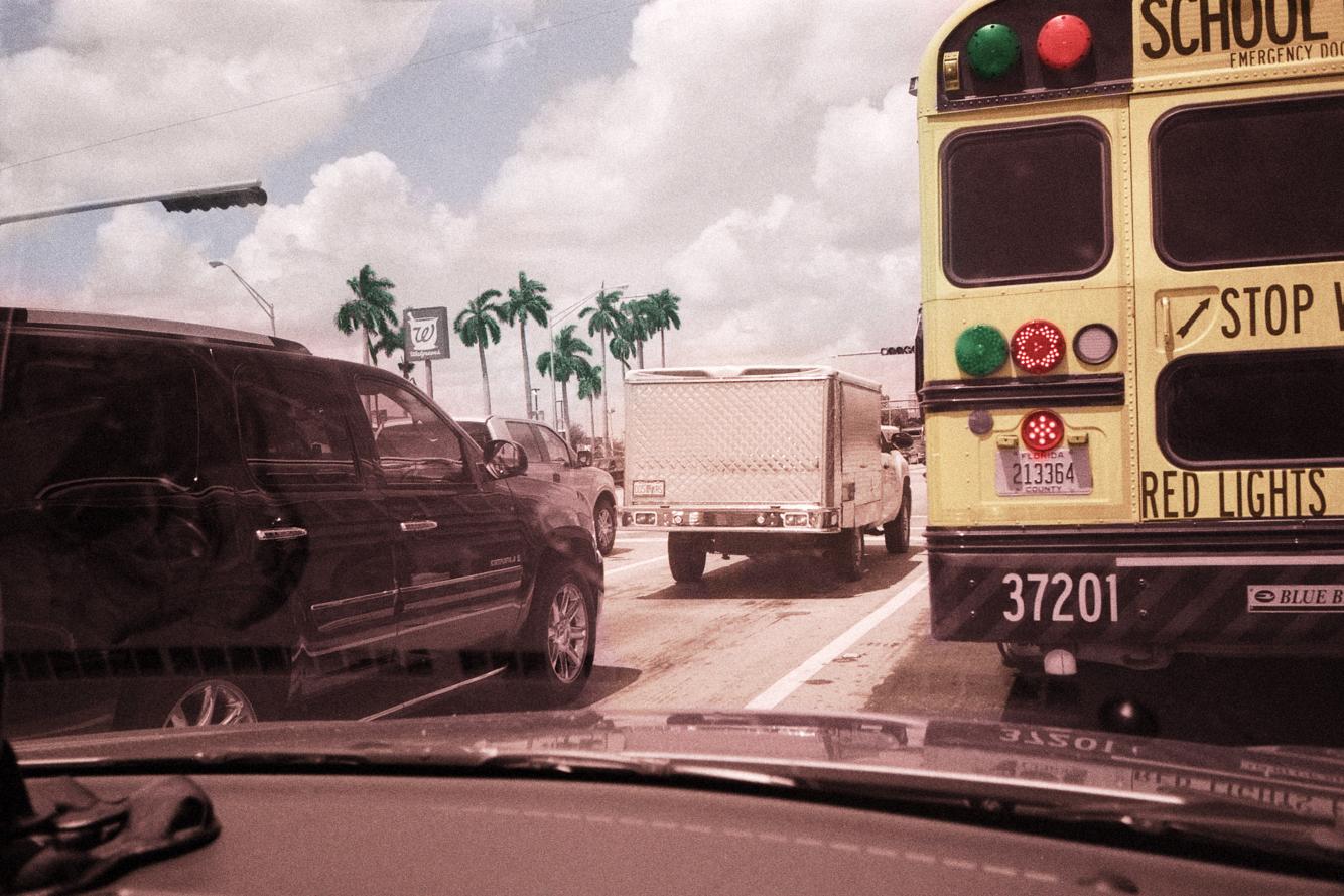 (Un)colored, Florida