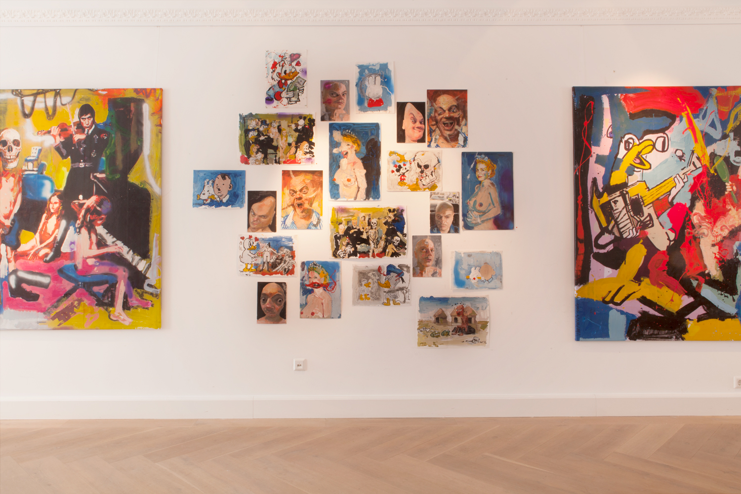 Installation view - Die Another Day