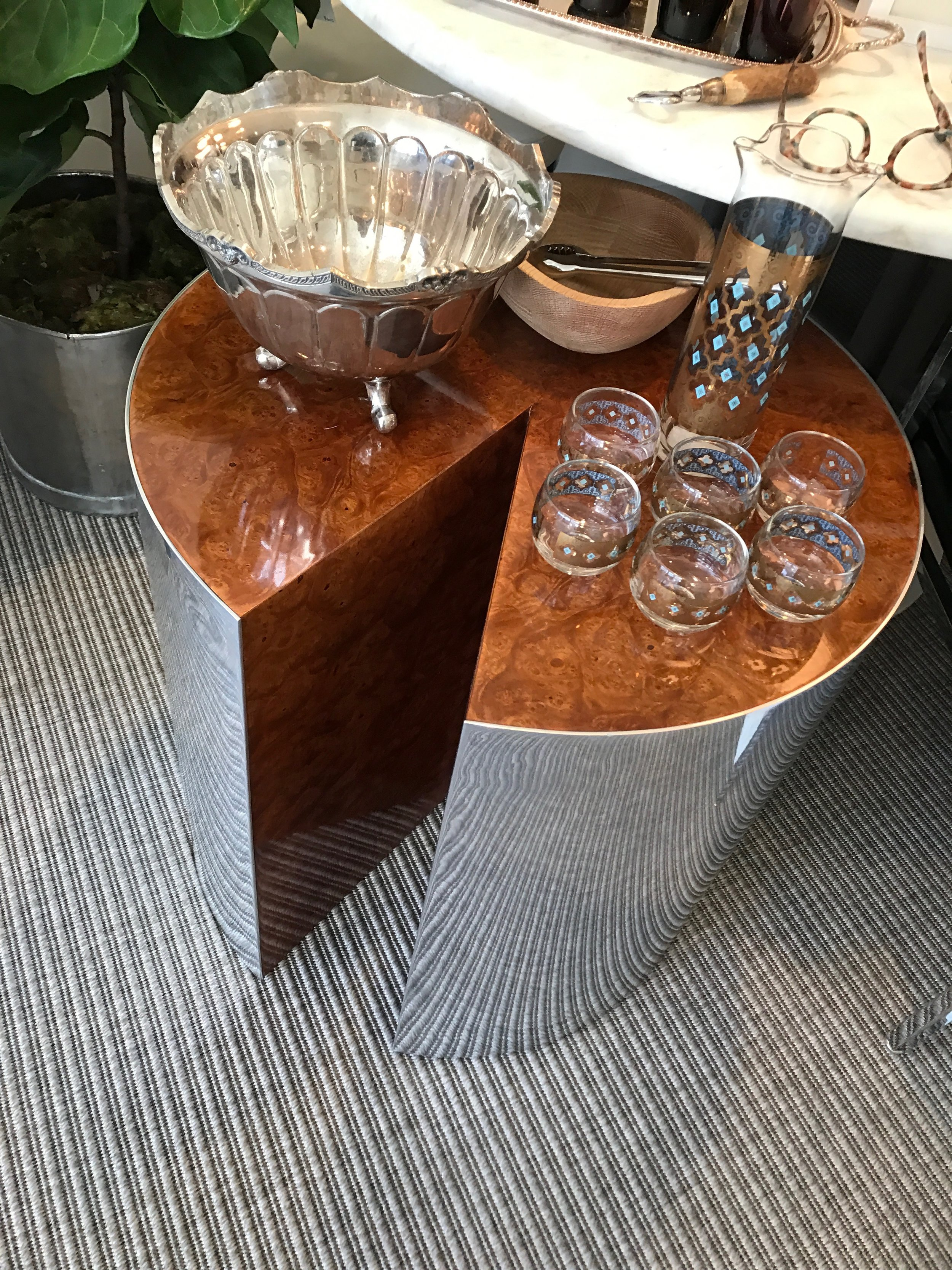 PACE COLLECTION ROLLING TABLE