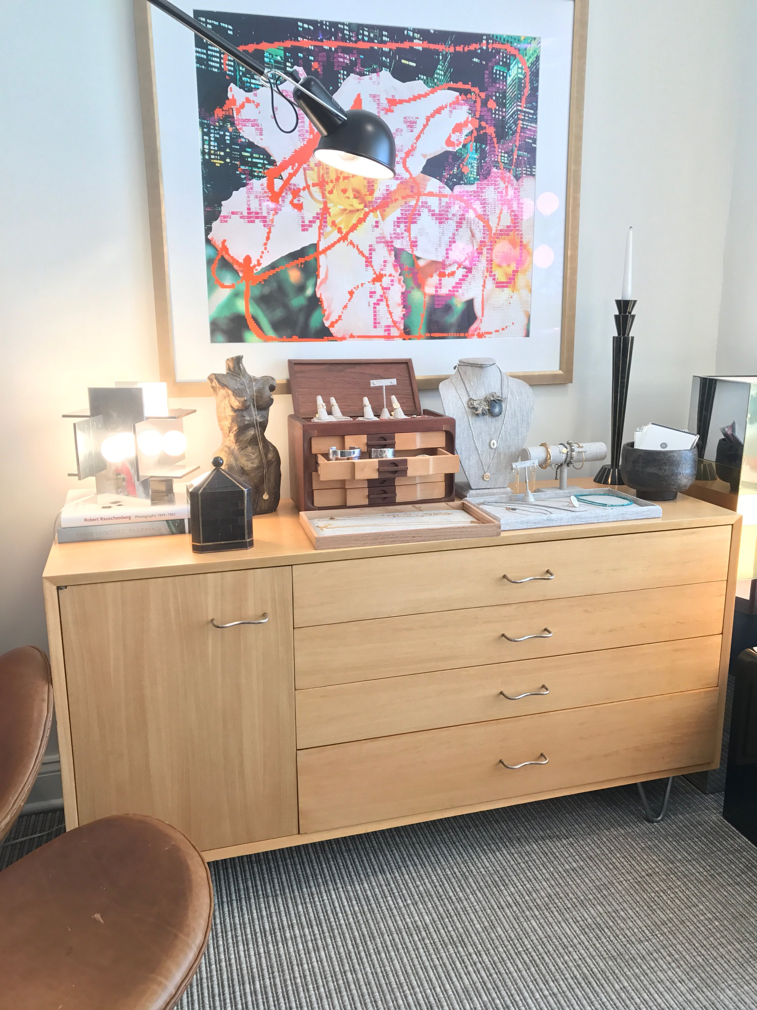 HERMAN MILLER CONSOLE