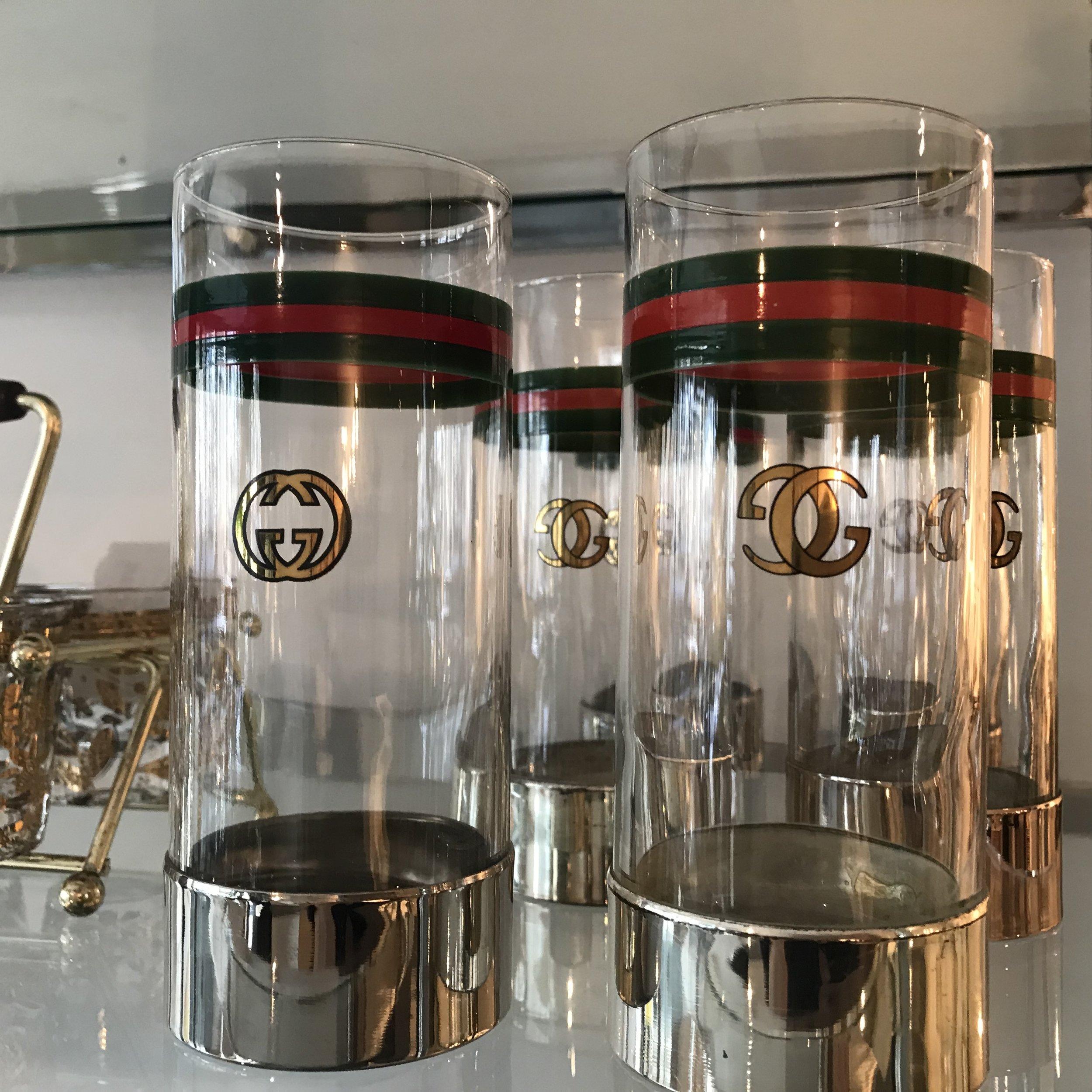Gucci Glassware