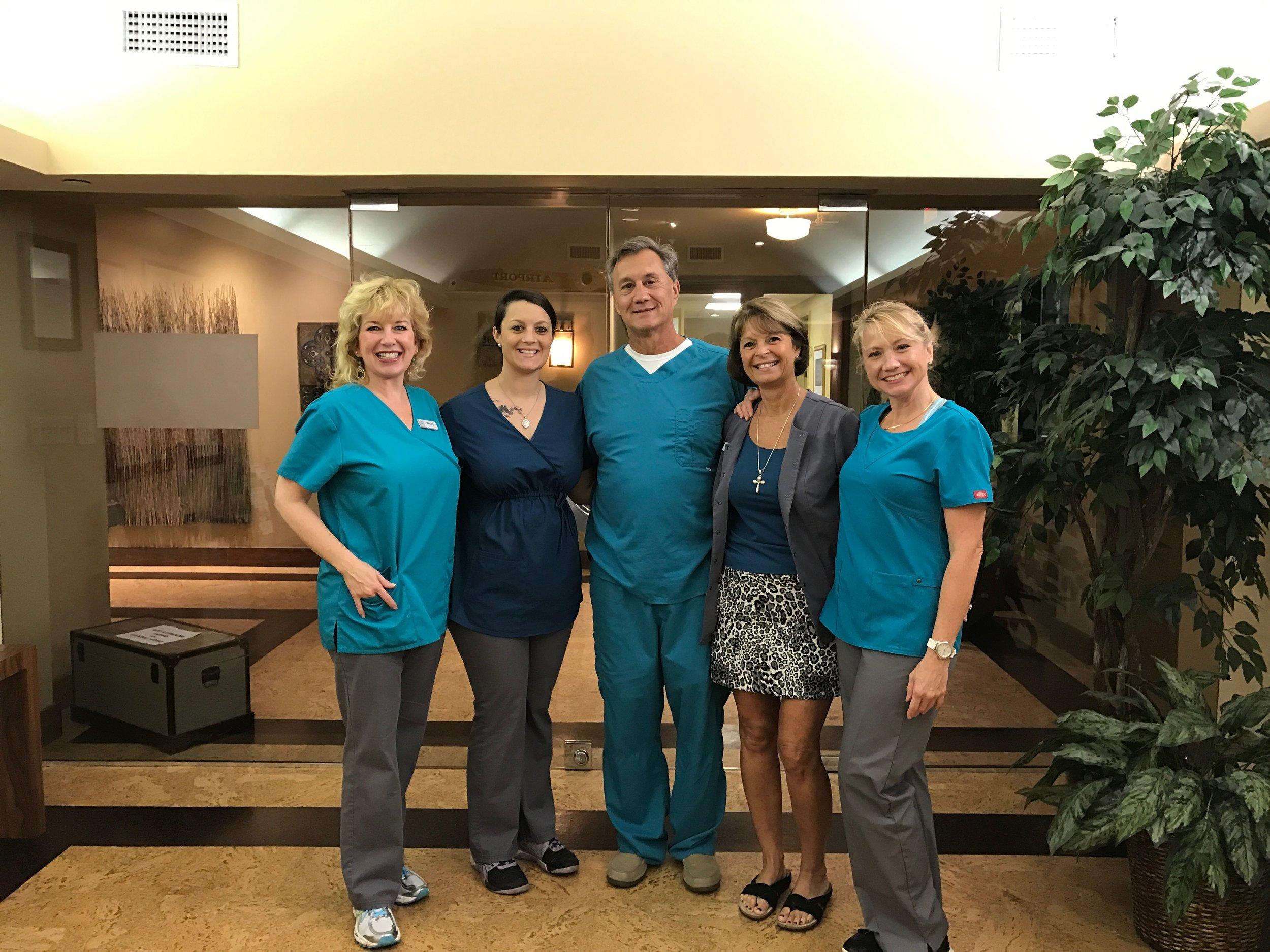 Dedicated team of Dental Professionals