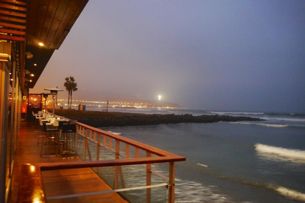 cala  Costa Verde, Playa Barranquito, Barranco. Espigon B-2, Circuito Vial Costa Verde, Barranco Telefono:  +51  1 252-9187 http://calarestaurante.com/ reservas@calarestaurante.com
