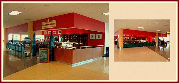 LA BONBONNIERE  Centro Comercial Larcomar, Mirafllores. Lima Perú Telefono: + 51 1 4472267 http://www.labonbonniereperu.com ARTFOOD SCORE: ✪✪✪