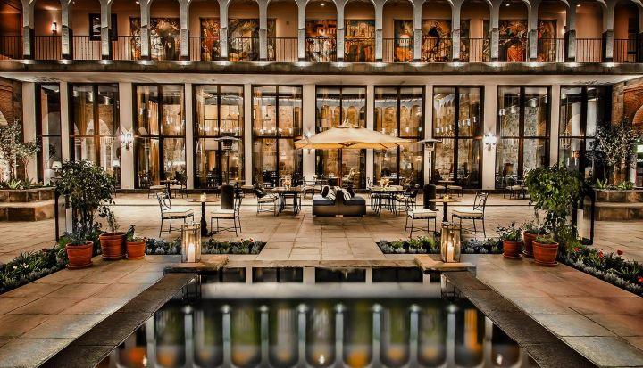 PIRQA RESTAURANTE  Esquina De La Calle Ruinas 432 y San Agustin. JW Marriott El Convento Cusco, Perú Telefono: +51 84 582200 www.marriott.com/hotels/hotel-information/restaurant/cuzmc-jw-marriott-el-convento-cusco/