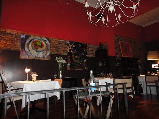 ARAMBURU  Calle Salta 1050, Entre Humberto I y Carlos Calvo, Buenos Aire, Argentina Telefono: +54 11 4305 0439 www.arambururesto.com.ar/ reserva@arambururesto.com.ar