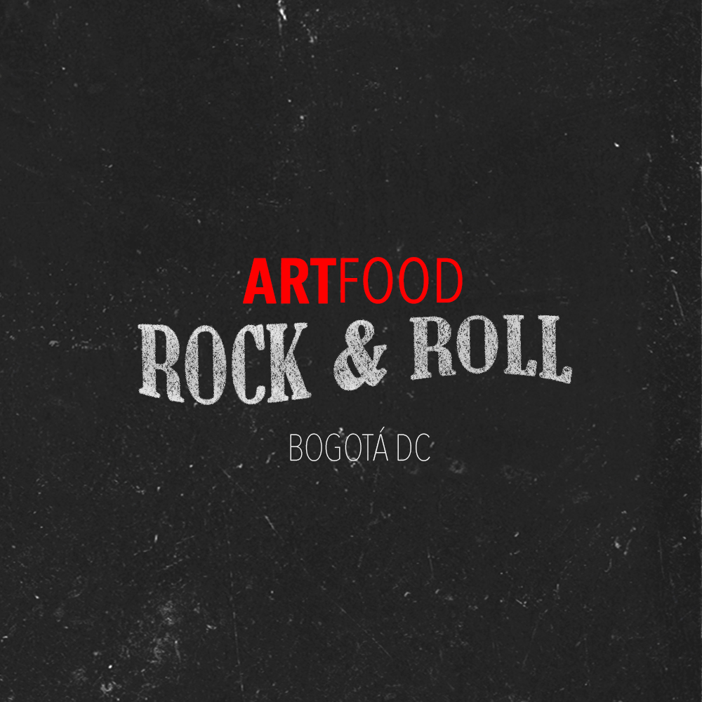 artfood rock & roll logo