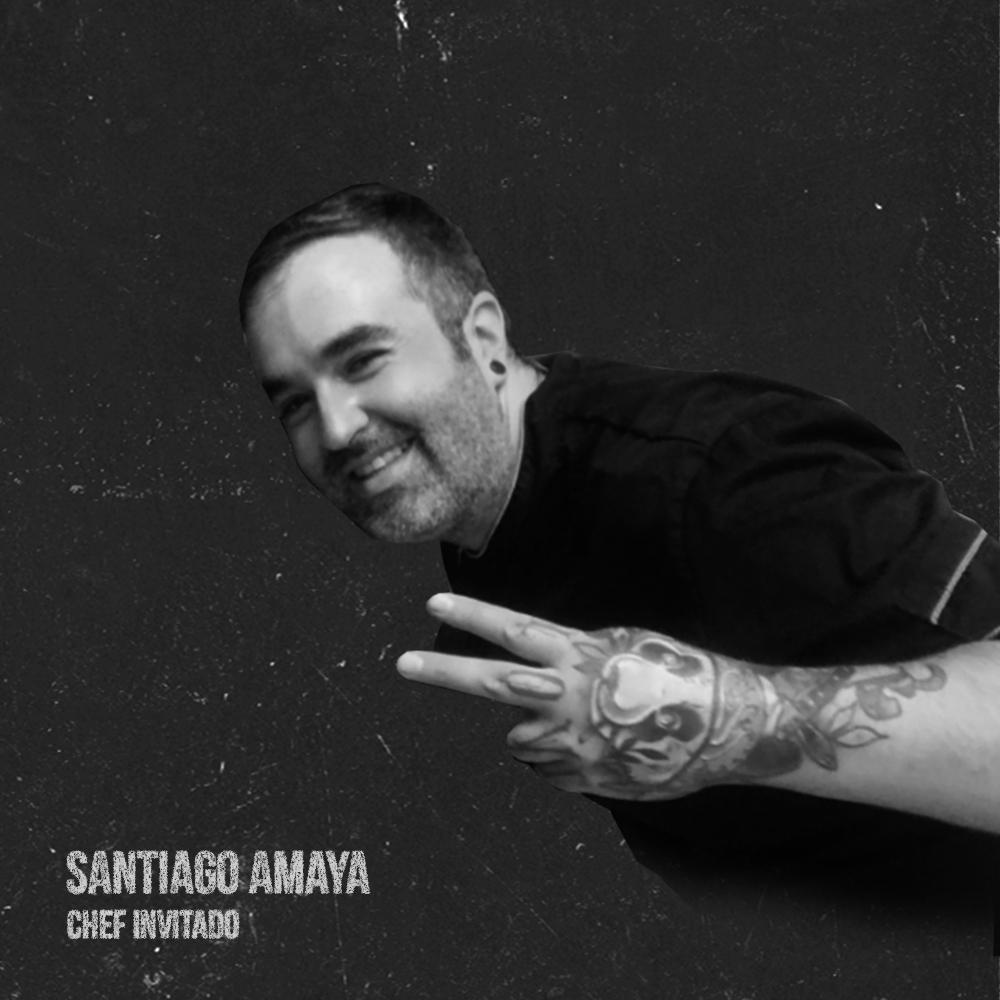 santiago amaya chef invitado artfood