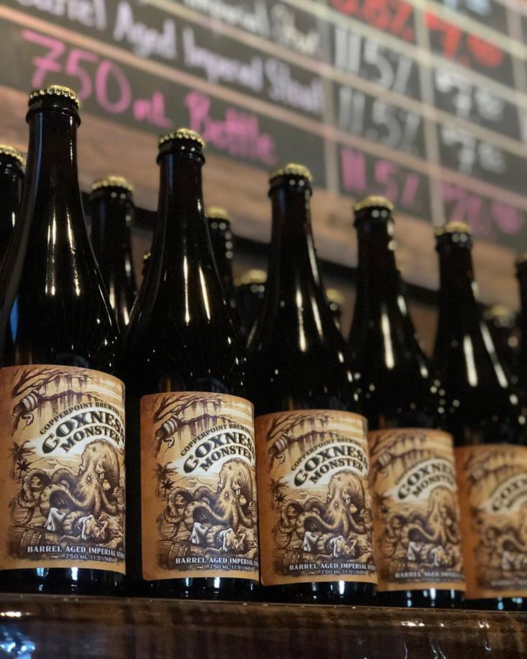 COPPERPOINT BREWING  Address: 151 Commerce Road, Boynton Beach, FL 33426 Phone: +1 561-508-7676 Web:  http://copperpointbrewingcompany.com  @facebook:  https://www.facebook.com/CopperpointBrewingCo  @instagram:  https://www.instagram.com/copperpointbrewingcompany/  @twitter:  https://twitter.com/Copperpointbrew