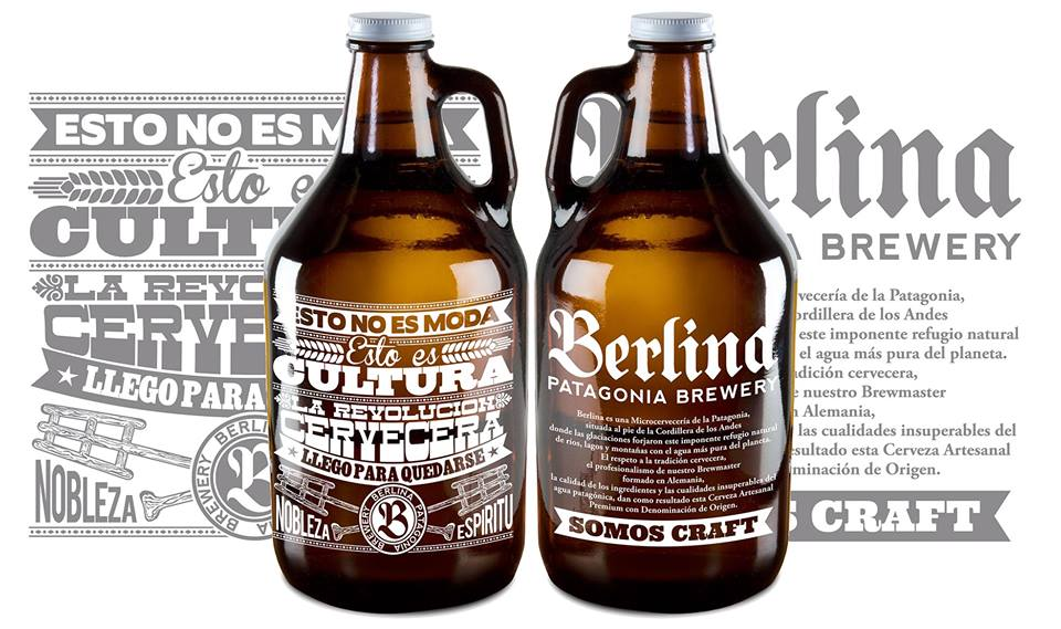 BERLINA AL PASO  Address: Ruta 79 y F. Goye s/n. Colonia Suiza, Bariloche. Phone: +54 294 445-4393 Web:  https://cervezaberlina.com/   @facebook   @instagram   @twitter