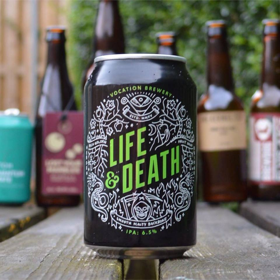 VOCATION BREWERY  Address: Unit 8, Craggs Country Business Park HX7 5TT Cragg Vale Phone: 01422 410 810 Web:  https://www.vocationbrewery.com  Email:  john@vocationbrewery.com   @facebook   @instagram   @twitter