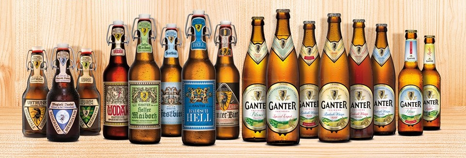 GANTER BREWERY  Address: Schwarzwaldstr. 43, 79117 Friburgo de Brisgovia Phone: +49 761 21850 Web:  https://www.ganter.com/   @facebook