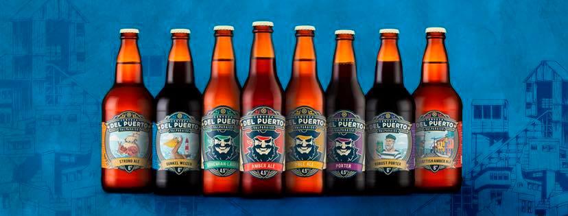 Cerveza Del Puerto  @facebook   @instagram