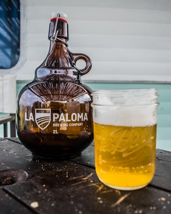 LA PALOMA  Address: Olavarría 3063. 7600 Mar del Plata Web:  https://www.lapalomabrewing.com/  Email:  info@lapalomabrewing.com   @facebook   @instagram