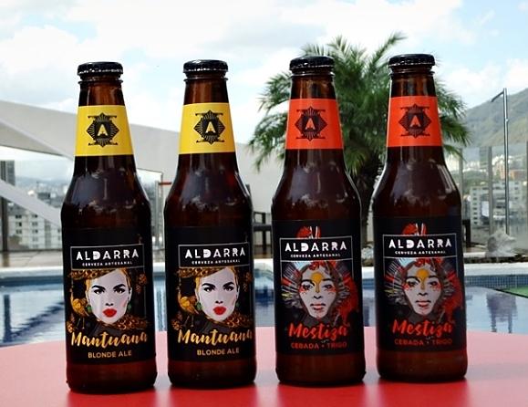 ALDARRA  Web: https://www.cervezaaldarra.com/   @facebook   @instagram   @twitter