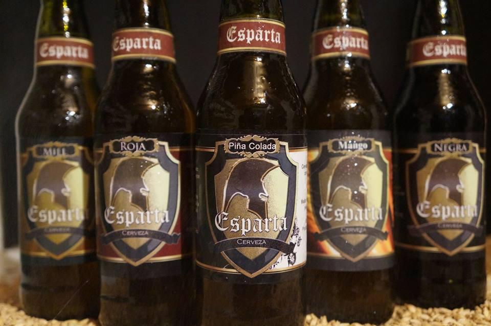 ESPARTANA  Email: cervezaespartana@gmail.com   @facebook   @instagram   @twitter
