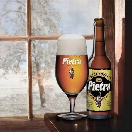 PIETRA  Address:route de la Marana. 20600 Phone:+33 4 95 30 14 70 Web: http://www.brasseriepietra.corsica/en/brewery/history/   @facebook
