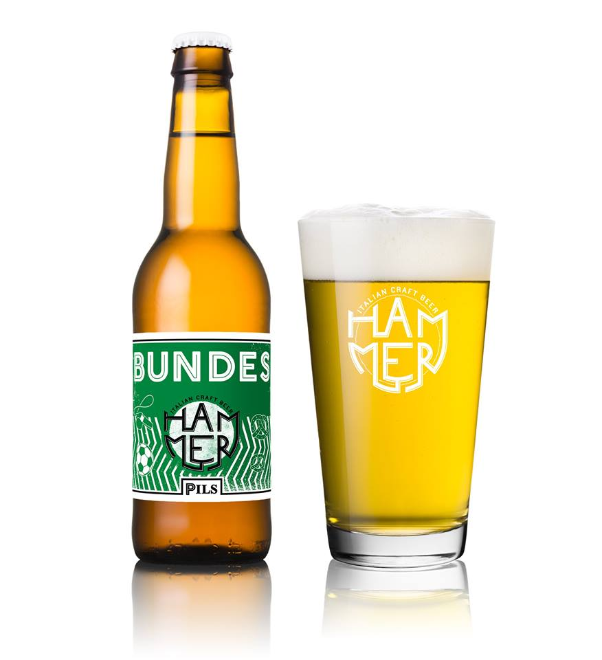 HAMMER  Address:Via Chioso 3/A Villa D'Adda (BG) (9.145,30 km) 24030 Bérgamo Web: http://hammer-beer.it/it/  Email  info@hammer-beer.it    @facebook