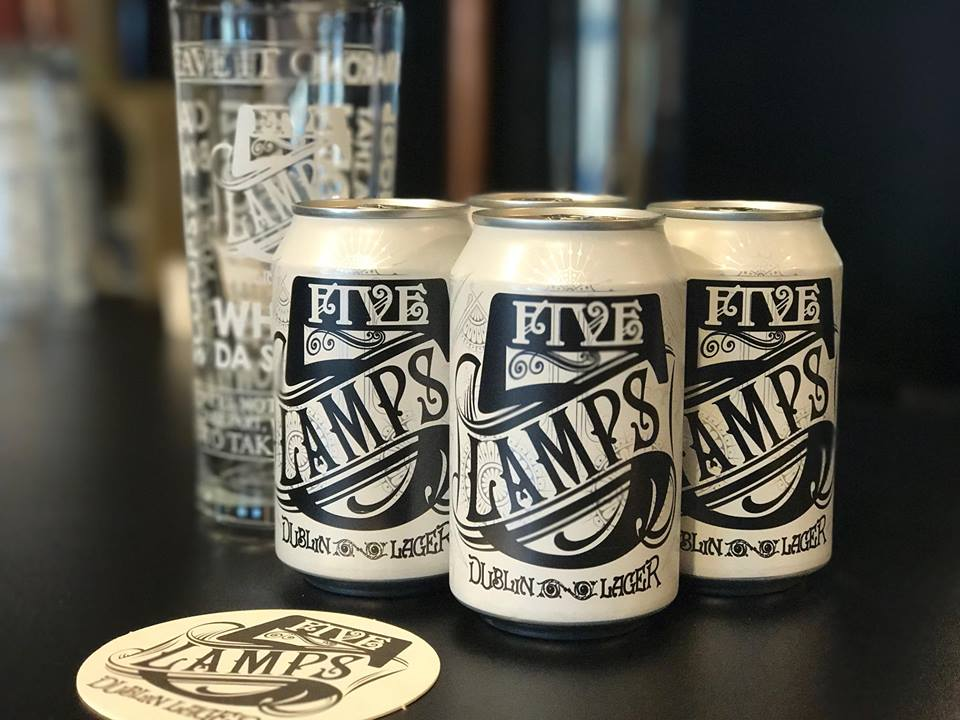 5 LAMPS  Address:White Swan Business Park, Donore Road (8.142,17 km) Dublín Web: http://the5lampsbrewery.com/  Email: eric@the5lampsbrewery.com   @facebook   @twitter