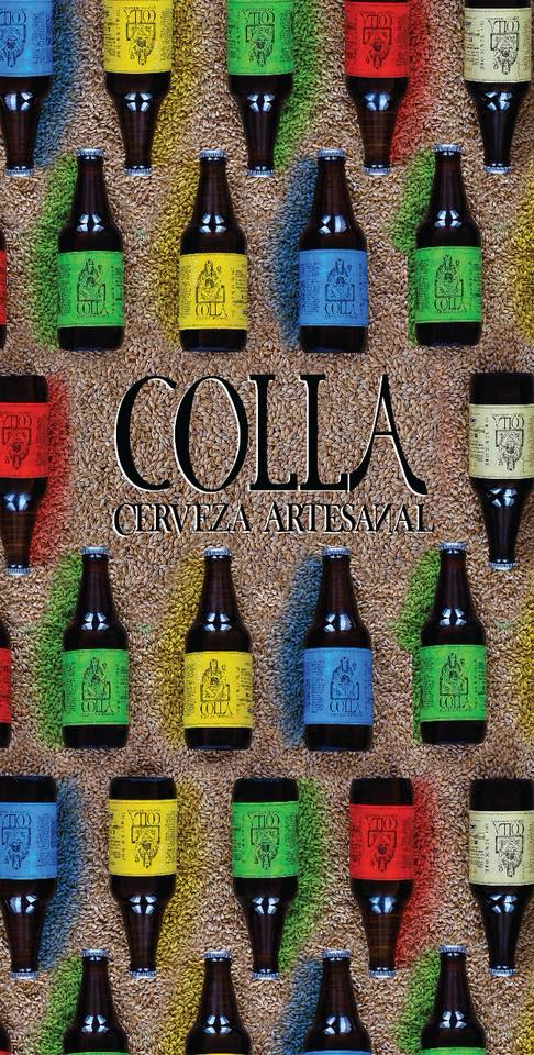 COLLA CERVEZA ARTESANAL @facebook:  https://www.facebook.com/CollaCerveza  @instagram: https://www.instagram.com/cervezaartesanalcolla/