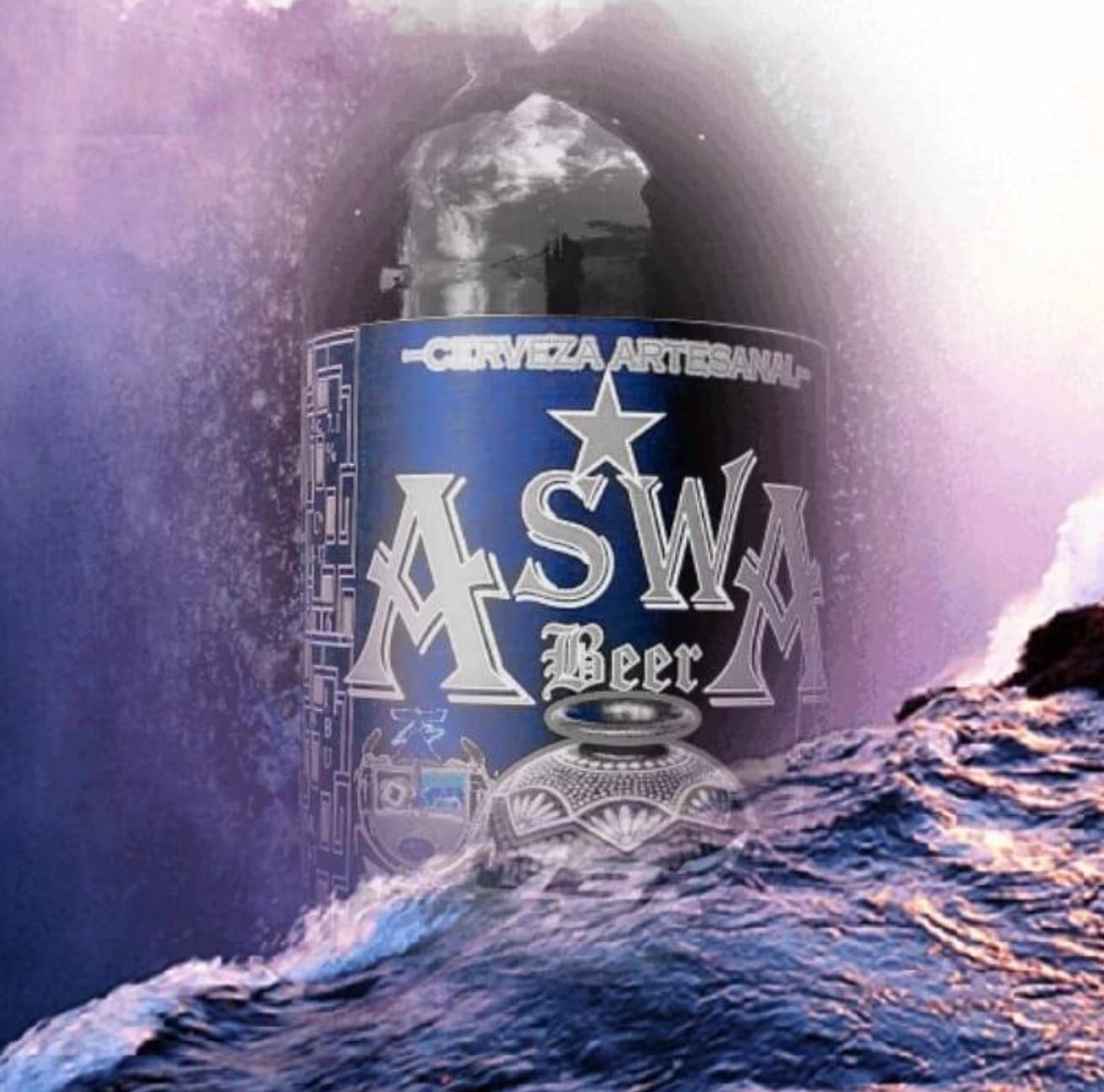 CERVEZA ARTESANAL ASWA BEER  @facebook