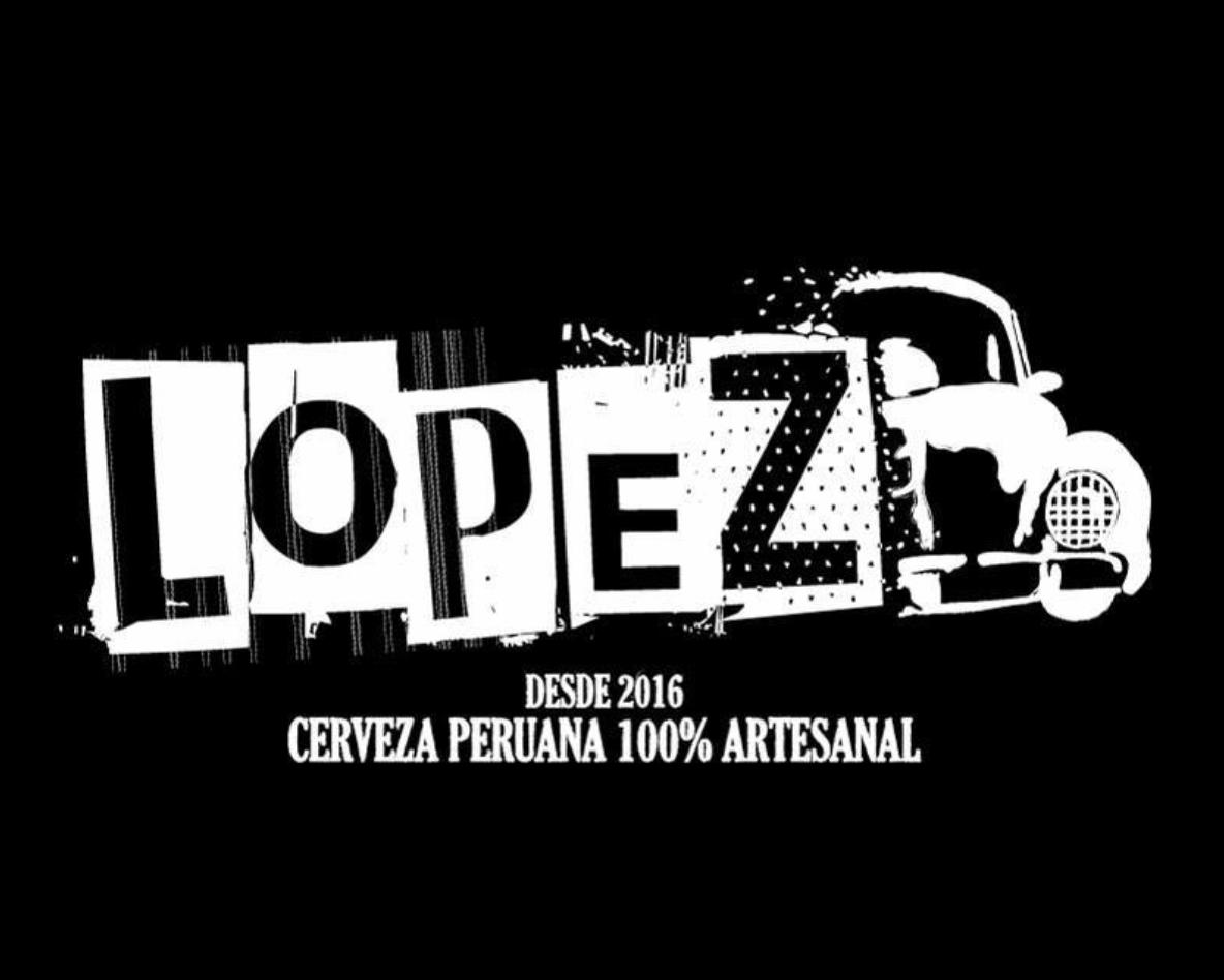 LOPEZ CERVEZA ARTESANAL  @facebook   @instagram